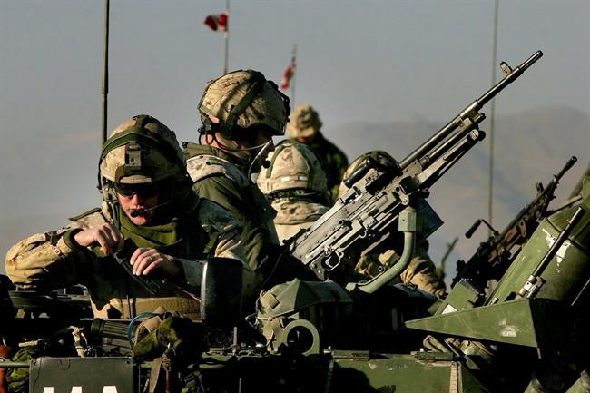 Alberta stands alone in commemorating official end of Canadian mission in Afghanistan