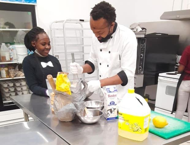 Last year, one of the Black History Month activities organized by the association  was to bake mandazis, which are fried dough desserts similar to doughnuts. They originated in the coastal region of Kenya and Tanzania.