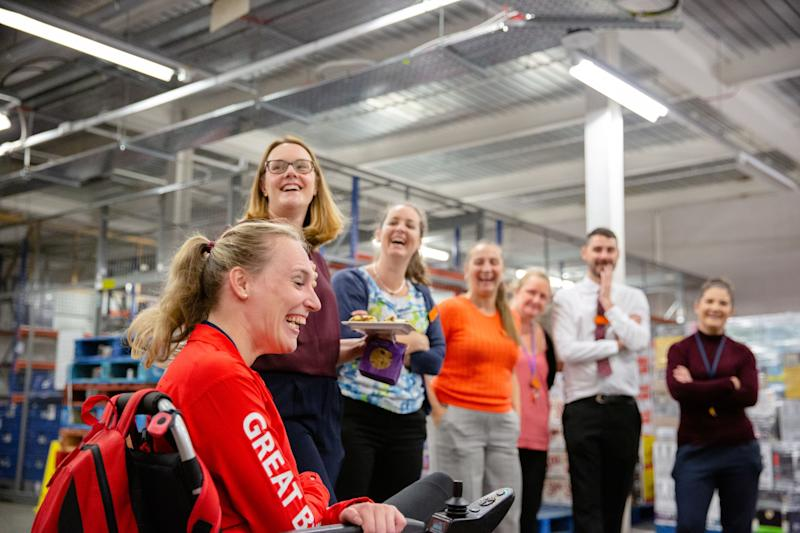 With one year until Tokyo, Paralympic champion Christiansen has retaining her titles in her sight but she admits her mindset has changed.