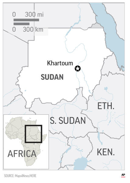 Troops violently broke up opposition sit-ins Monday , including the main encampment outside the military headquarters in Khartoum.;
