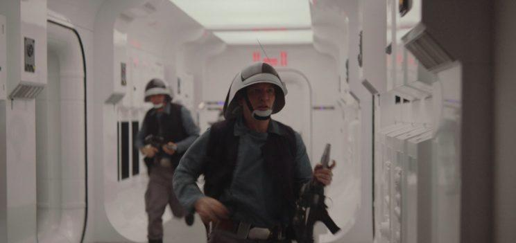 Rogue One Star Wars Gareth Edwards cameo