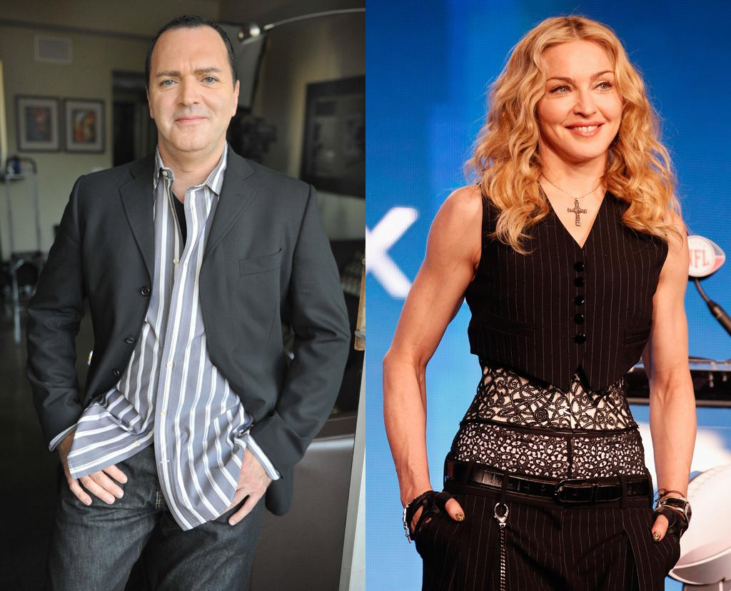 "Madonna's younger brother Christopher Ciccone has collaborated with her quite a bit. He has appeared in some of her music videos like ""Everybody"" and ""Lucky Star,"" and was originally her assistant, dresser, backup dancer and stylist. He directed her 1993 Girlie Show concert tour and in 2008, he wrote a book about life with his famous sibling. Want to get up close with Madonna? Click here to enter our exclusive Yahoo! contest to win VIP Madonna tickets for her upcoming tour!"
