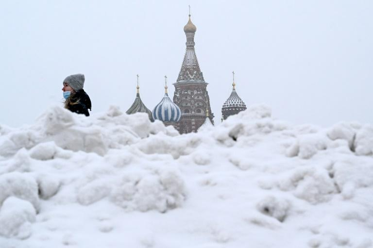 Russia reported a huge jump in the number of its recorded deaths from coronavirus
