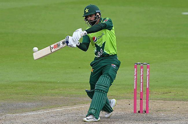 Mohammad Hafeez was in blistering form in England this summer.