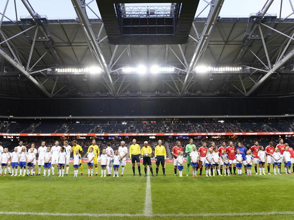 Stockholm's Friends Arena will stage the final (Getty)