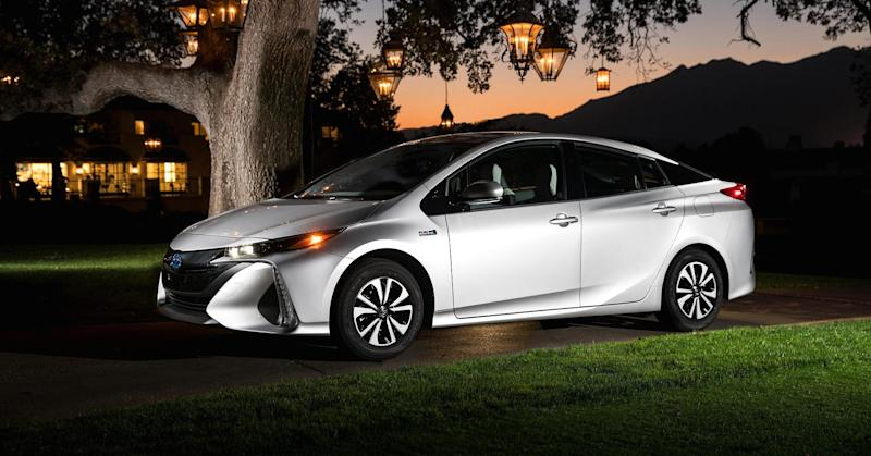 The Toyota Prius Prime Advanced is slow as a slug but the range is incredible