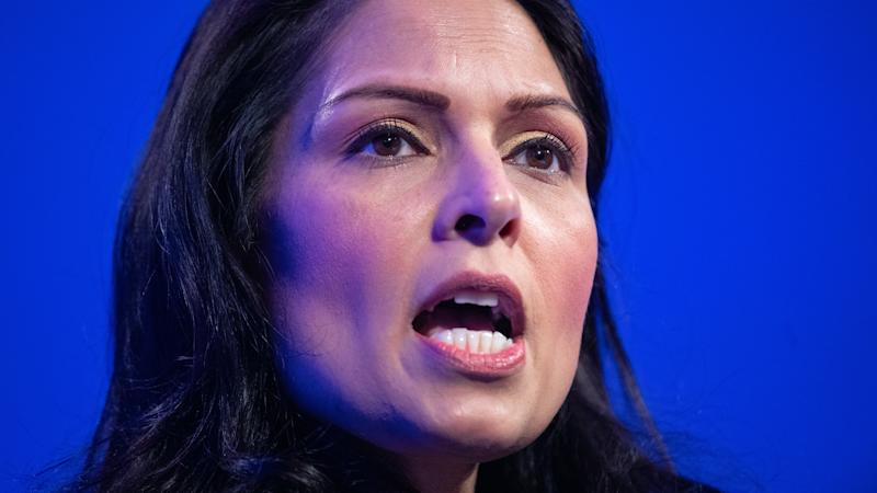 Priti Patel warns organisers of illegal raves: 'You are not above the law'
