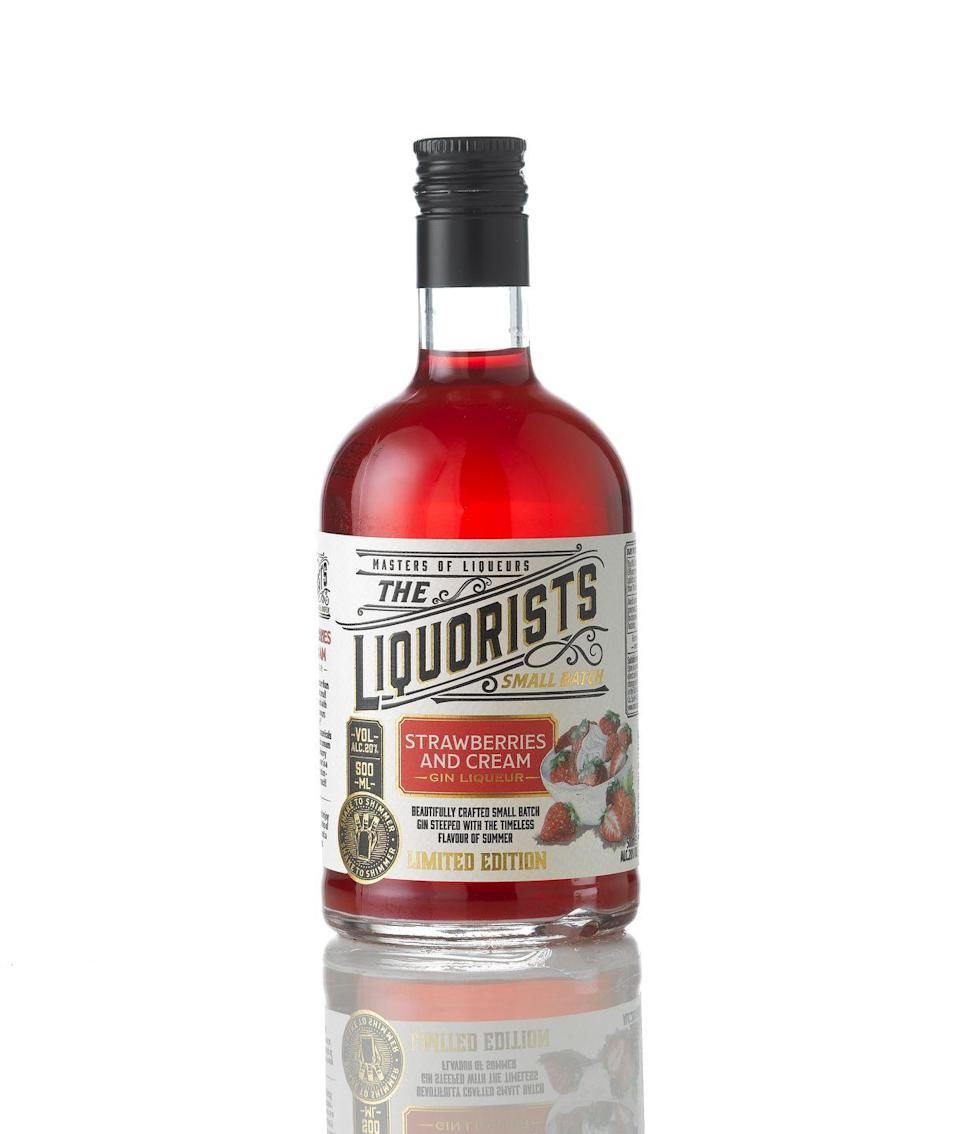 <p>Strawberries and cream in gin? Why not. We expect this to be one sweet gin liqueur. Coming in at just £9.00, it really is a bargain. Can you imagine all the tasty cocktails you'll be mixing?</p><p><strong>Available in Morrisons stores, £9.00</strong></p>