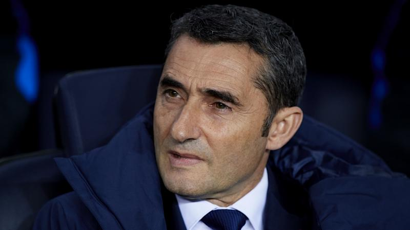 Valverde lauds 'deserved' Barcelona despite own goals