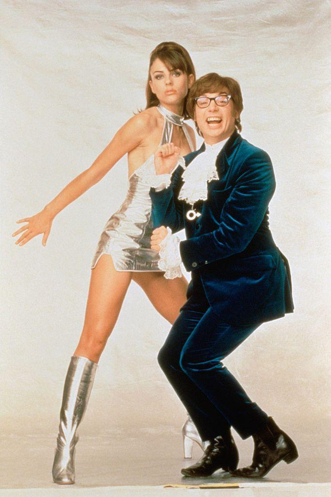 <p>Elizabeth made a big splash in the U.S. with her role as Vanessa Kensington (alongside Mike Meyers) in the <em>Austin Powers</em> series in the mid-'90s.</p>