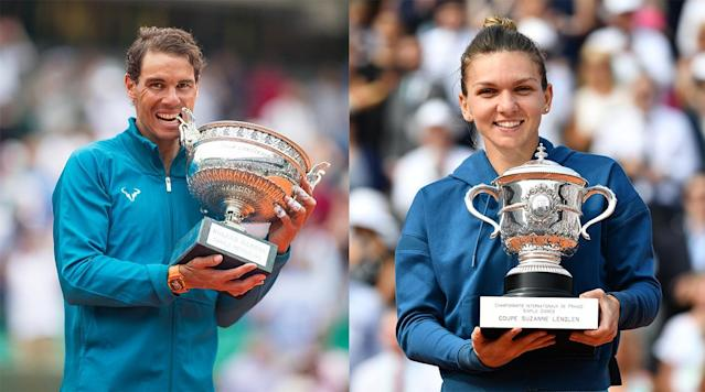 In his latest mailbag, Jon Wertheim looks back at Rafa Nadal's 11th Roland Garros triumph, Simona Halep's maiden Slam victory, Roger Federer's clothing sponsorship and more.