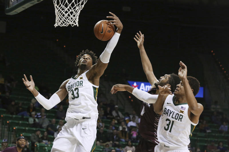 No. 18 Butler represents No. 11 Baylor's latest test