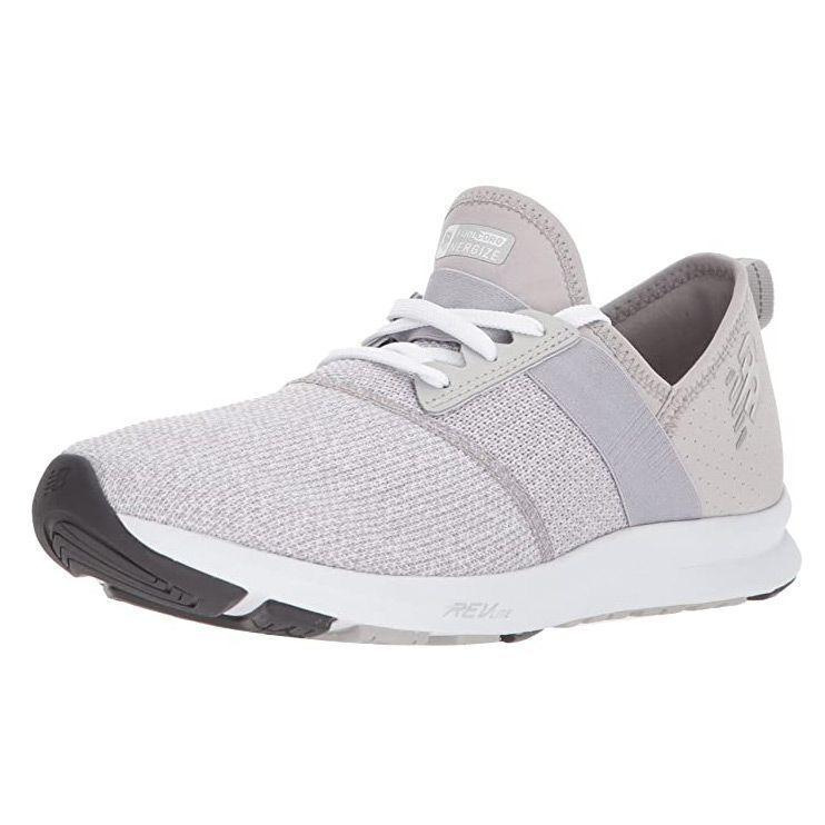 """<p><strong>New Balance</strong></p><p>amazon.com</p><p><strong>$47.38</strong></p><p><a href=""""https://www.amazon.com/dp/B005ATND1O?tag=syn-yahoo-20&ascsubtag=%5Bartid%7C10055.g.32379201%5Bsrc%7Cyahoo-us"""" rel=""""nofollow noopener"""" target=""""_blank"""" data-ylk=""""slk:Shop Now"""" class=""""link rapid-noclick-resp"""">Shop Now</a></p><p>In our walking sneaker test, testers and podiatrists alike loved this lightweight sneaker for all types of workouts. They allow great freedom of movement with the breathable knit upper that can also accommodate wider feet. Testers loved the cushioning and overall comfortable feel of these sneakers. Did we mention <strong>these shoes have over 5,000 rave Amazon reviews </strong>and are the most affordable pair in our roundup starting at $47?</p>"""