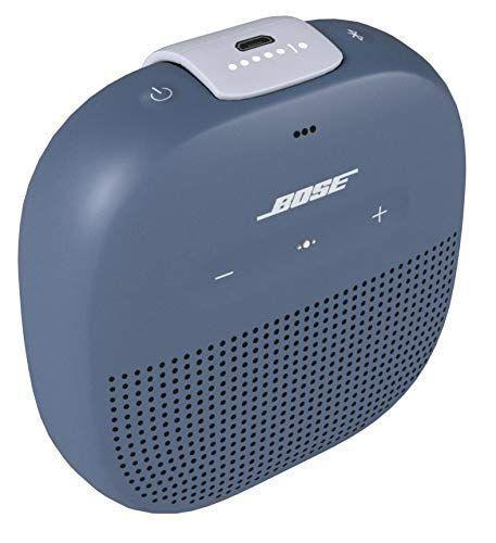"""<p><strong>Bose</strong></p><p>amazon.com</p><p><strong>$99.00</strong></p><p><a href=""""https://www.amazon.com/dp/B0748NCPRR?tag=syn-yahoo-20&ascsubtag=%5Bartid%7C10055.g.21274147%5Bsrc%7Cyahoo-us"""" rel=""""nofollow noopener"""" target=""""_blank"""" data-ylk=""""slk:Shop Now"""" class=""""link rapid-noclick-resp"""">Shop Now</a></p><p>It may be tiny, but this bluetooth speaker packs a big punch: It can play his favorite tunes, podcasts and audiobooks for up to six hours before it needs another charge. There's also a durable silicone strap on the back, so he can loop it on his backpack or handlebars. </p>"""