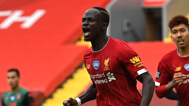 Klopp: Mane's transition to greatness mirrors Liverpool growth