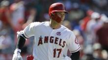 4 Angels homer in romp over Sox