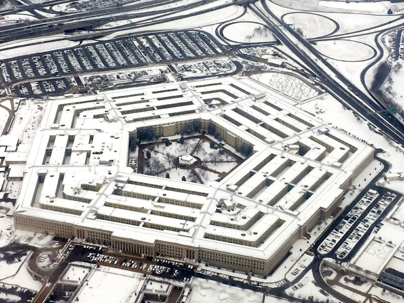 The Pentagon would be the major winner if Trump's proposed spending priorities go through