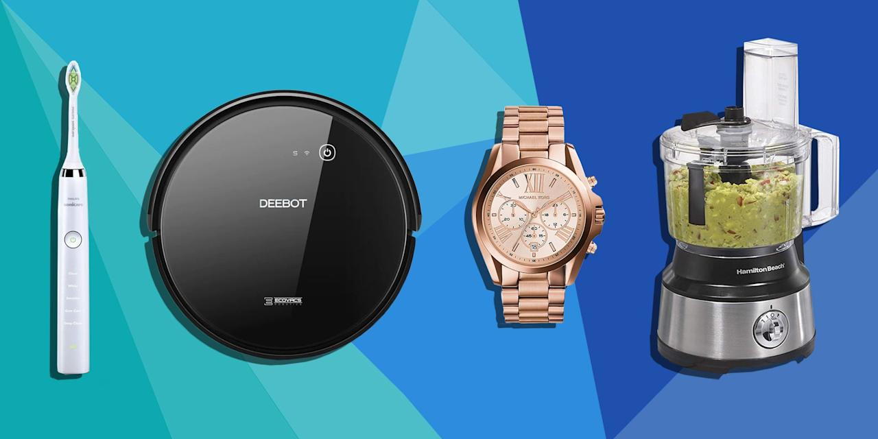 <p>We're finding some of the best deals of the day on Amazon, but shop quickly because some of these deals will only last for a few more hours (or maybe even less!).  Once they're gone, they're gone.  #NoRegrets</p>