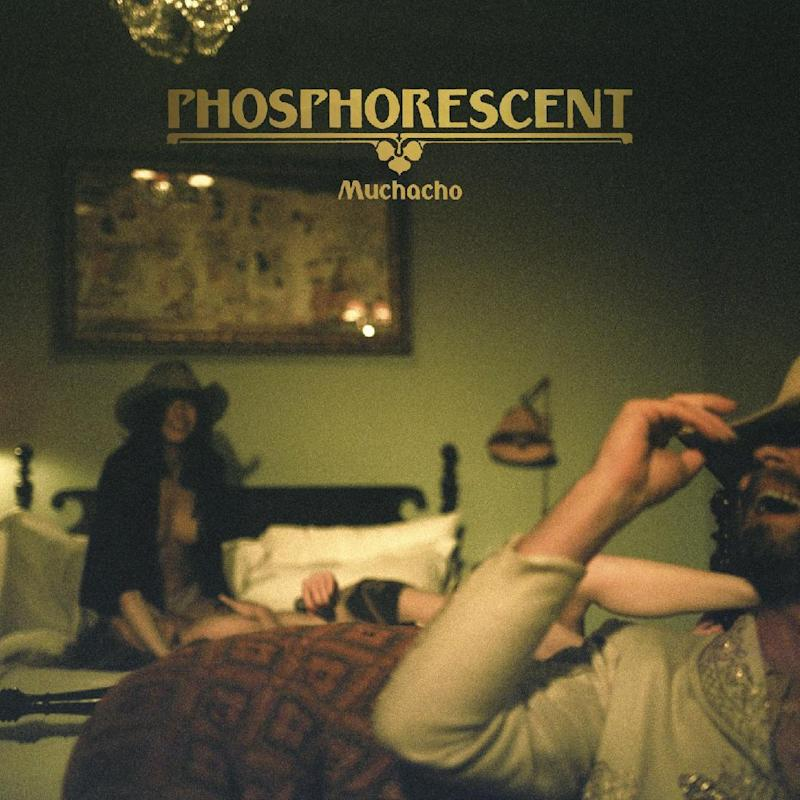 """This CD cover image released by Dead Oceans shows """"Muchacho,"""" by Phosphorescent. (AP Photo/Dead Oceans)"""