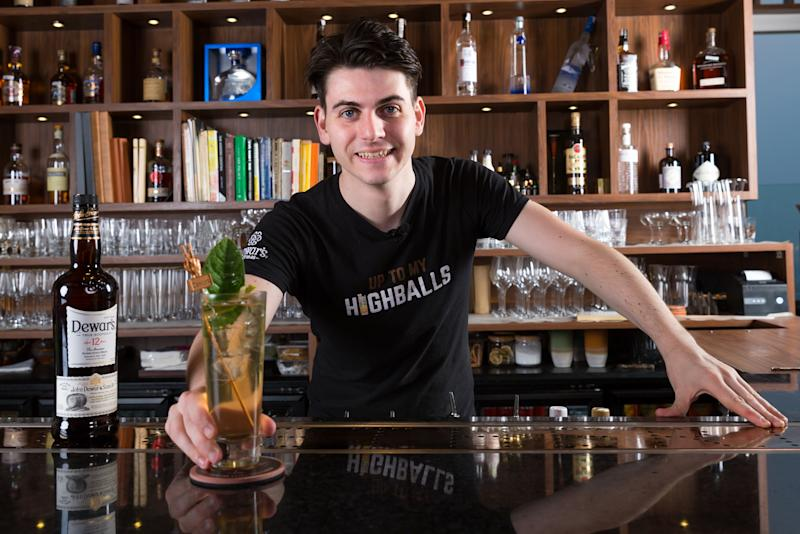 Mixologist Greg Benson shares his top recipes for your February parties