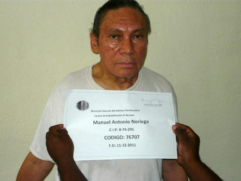 Ex-Panama dictator Noriega in critical condition after brain operation
