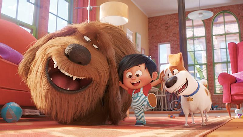 e8d6f6b3ef15 'The Secret Life of Pets 2' Yet Again Tops Studios' TV Ad Spending