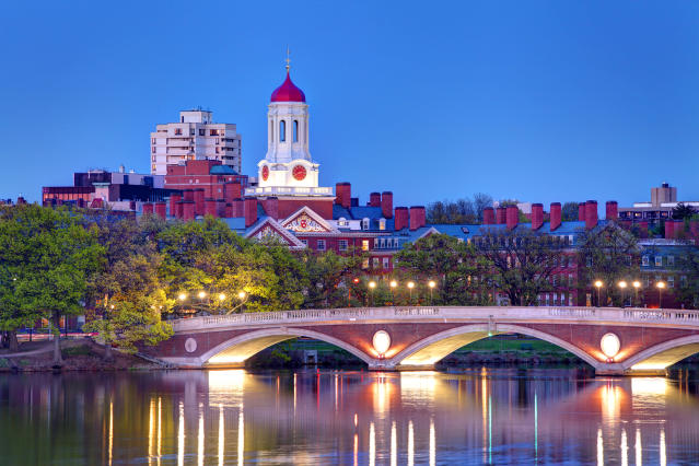 Harvard University, Cambridge, Mass. (Getty Images)