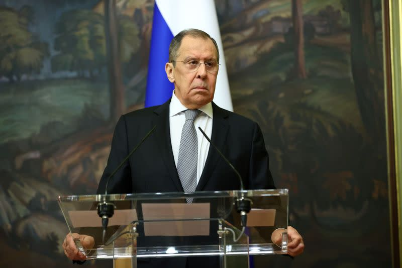 Russia disagrees with Turkey's position on Nagorno-Karabakh conflict, Russian foreign minister says