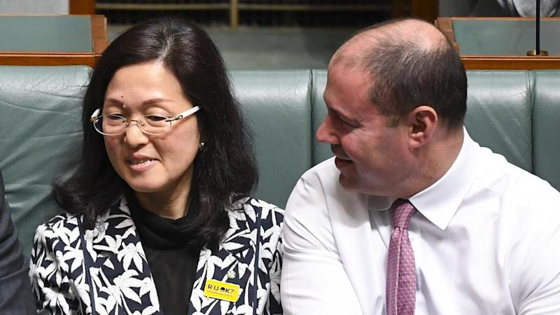 GLADYS LIU LABOR SUSPENSION MOTION