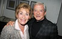 The pair married in the late 70s but not before Judge Judy questioned Jerry Sheindlin on where their relationship was going. She asked him to pick a date and the rest was history. (Getty Images)