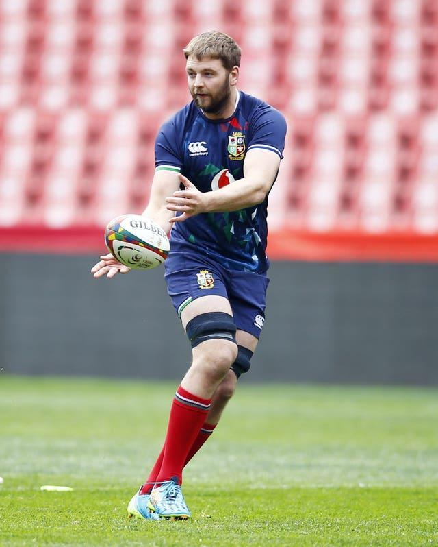 Iain Henderson is a strong contender for the Lions Test team