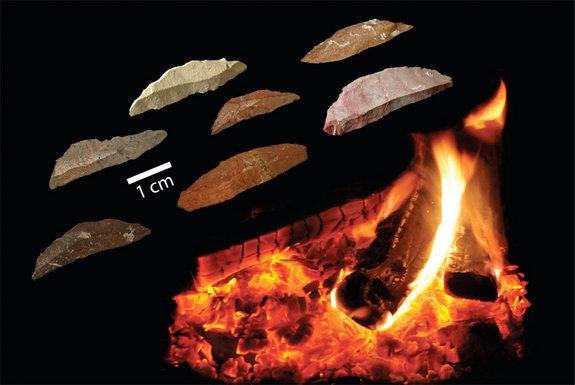 Complex Tool Discovery Argues for Early Human Smarts