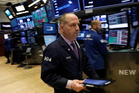 Dow Jones industrials sink 500 points