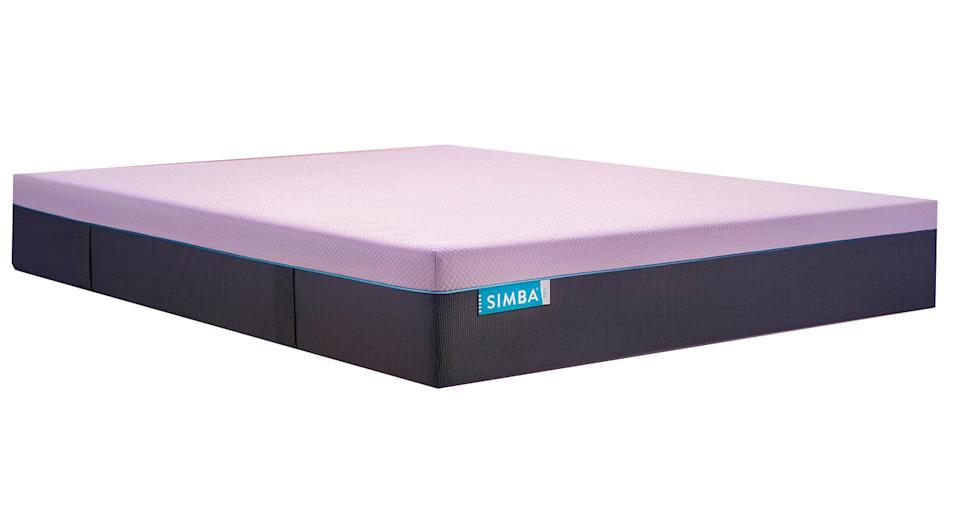 The Simba Hybrid Pro Mattress