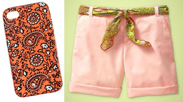 Look For Less: Paisley Print