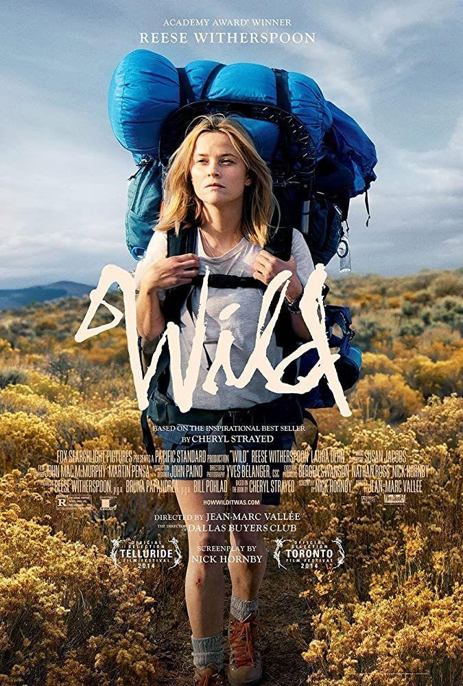 """<p>Some of us work through a major life change with a new haircut, but Cheryl Strayed literally went off the beaten path. Played by Reese Witherspoon, the film follows Strayed's hike across the 1,000 mile Pacific Crest Trail. An<em> Eat, Pray, Love</em> of sorts set in the wilderness, it'll make you wonder what you can discover wandering alone.</p><p><a class=""""link rapid-noclick-resp"""" href=""""https://www.amazon.com/Wild-Reese-Witherspoon/dp/B00VFTE10A?tag=syn-yahoo-20&ascsubtag=%5Bartid%7C2140.g.27486022%5Bsrc%7Cyahoo-us"""" rel=""""nofollow noopener"""" target=""""_blank"""" data-ylk=""""slk:Watch Here"""">Watch Here</a></p>"""