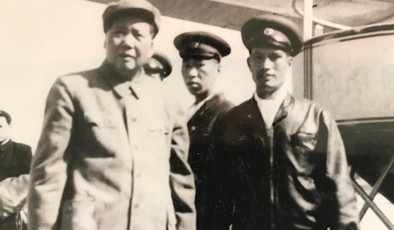 Mao Zedong's ex-pilot reveals all about Chinese leader's two left feet and love of a hard bed