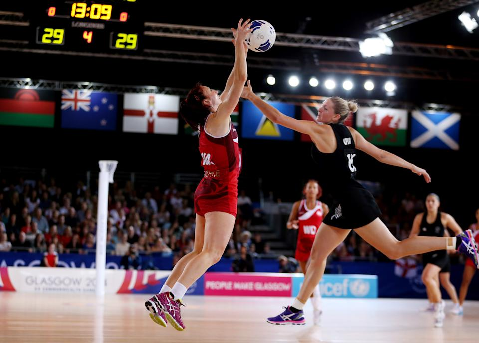 A home Commonwealth Games could give England an added edge