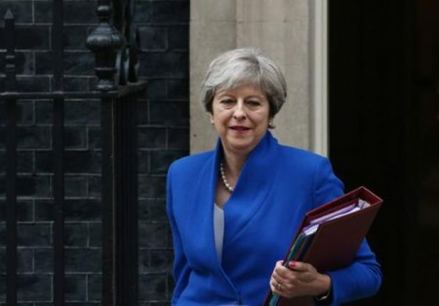 Britain's May to lead business delegation to Japan