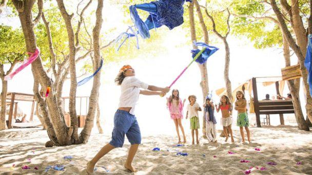 PHOTO: 'Schoolcation' activities at the Four Seasons Punta Mita. (Four Seasons Punta Mita)