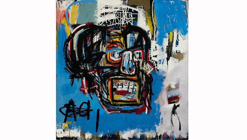 This Untitled Basquiat Painting Could Fetch a Record $60 Million