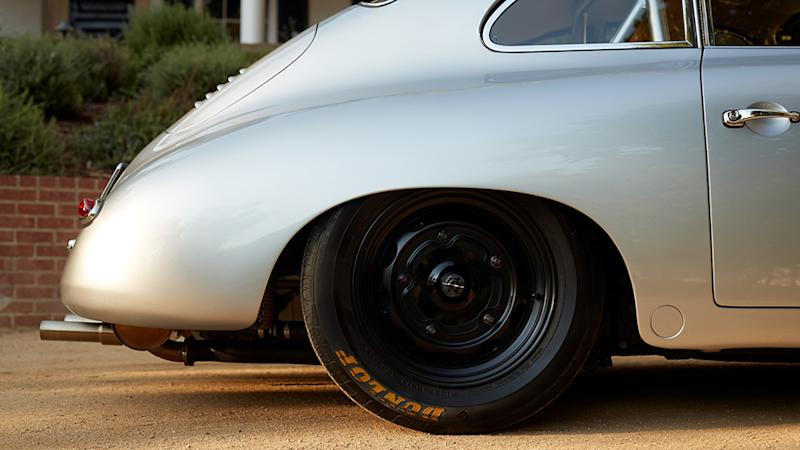 Emory Motorsports 1959 Porsche 356A Outlaw Sunroof Coupe