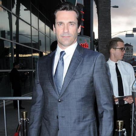Jon Hamm: I don't identify with celeb culture
