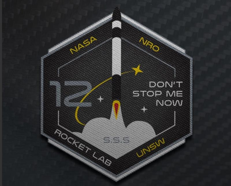 rocket lab don't stop me now