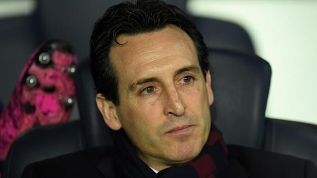Under increasing pressure after Paris Saint-Germain's Champions League exit, Unai Emery was not thinking about his future.
