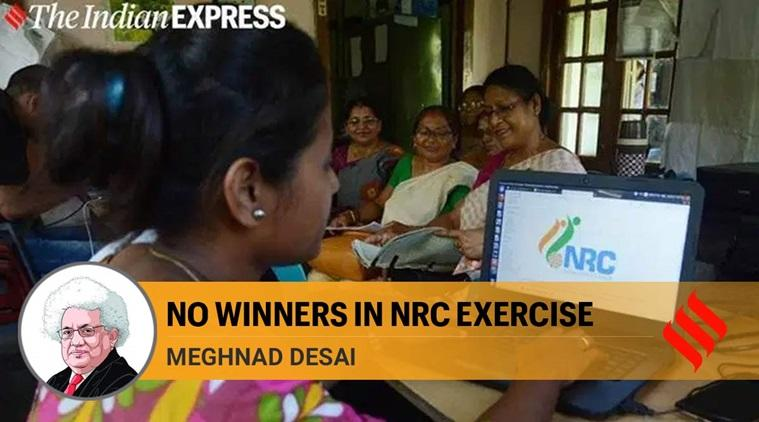 NRC, Assam NRC, National Register of Citizens, Immigrants, Bangladeshi migrants, Assam, Indian Express
