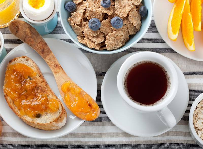 The Best Breakfast Foods For Weight Loss Yahoo
