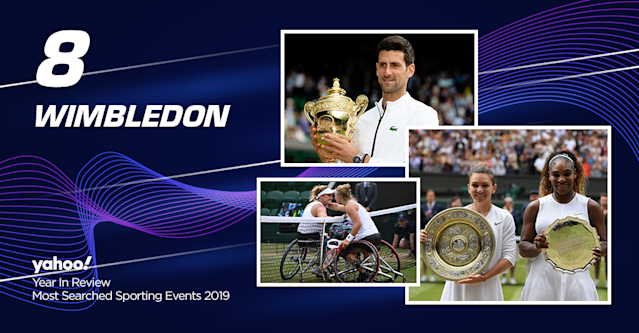 Novak Djokovic had to save two match points to retain his title in a five-set thriller against Roger Federer. Romania's Simona Halep overwhelmed Serena Williams 6-2, 6-2 stunningly for her second major championship. The whole thing took less than an hour.