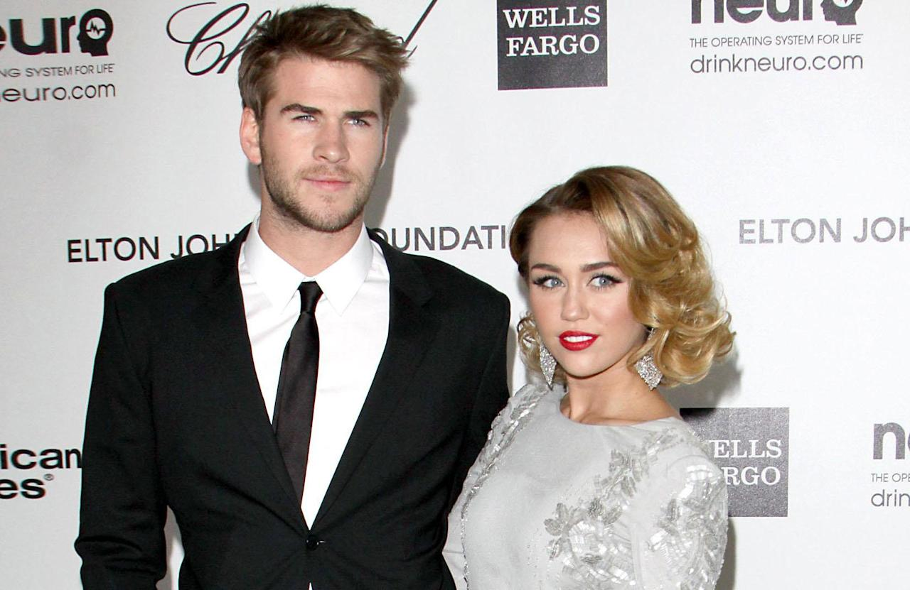 <p>That's what Miley Cyrus and Liam Hemsworth reportedly did for their second engagement (that way you're guaranteed to like it).<br /><em>[Photo: PA]</em> </p>