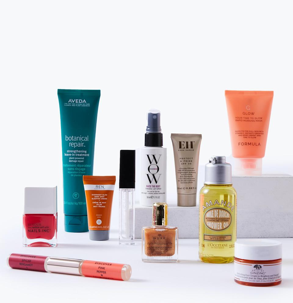 Get £140 worth of products for only £20 when you spend £30 at M&S. (Marks & Spencer)